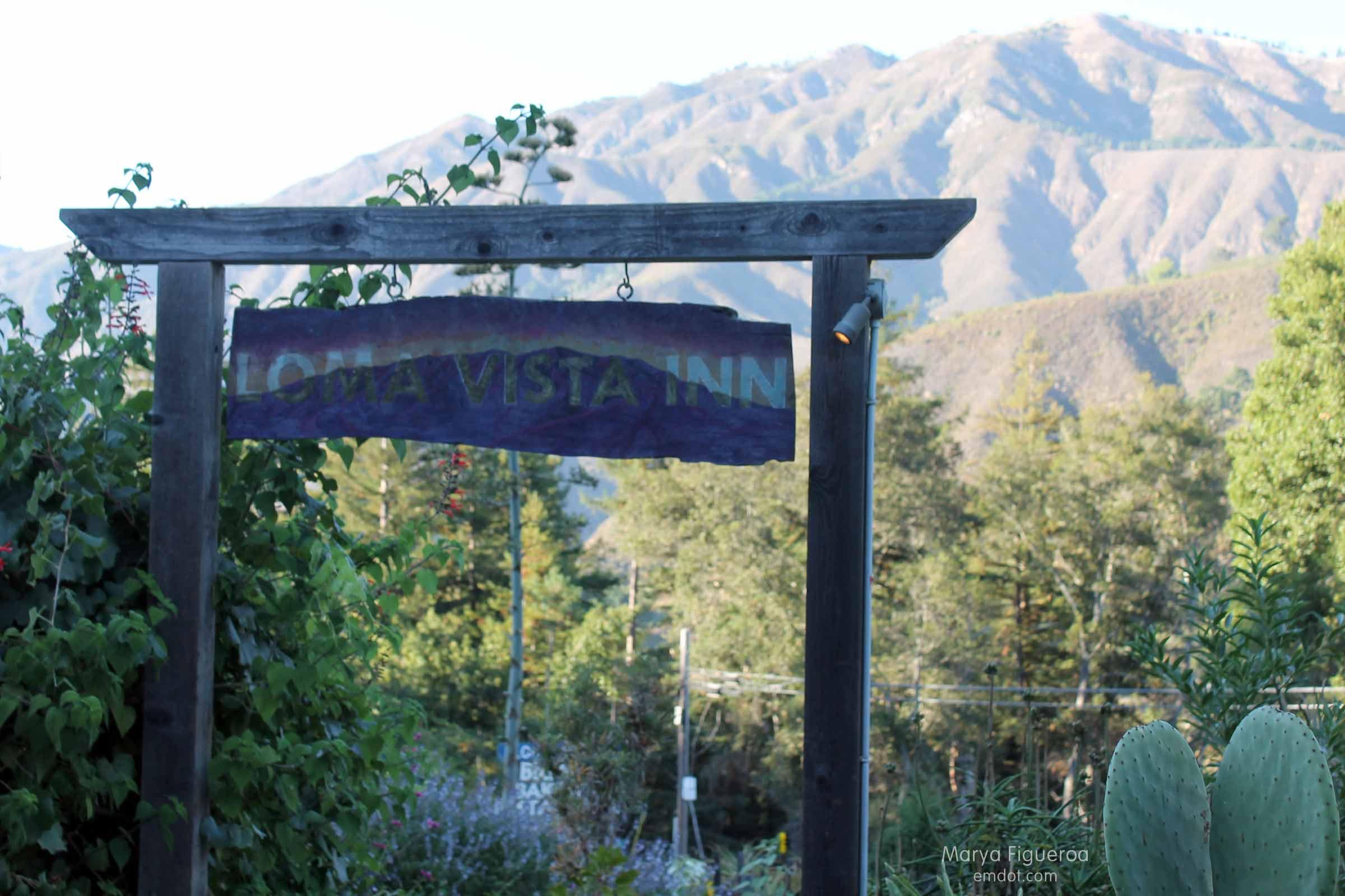 Loma Vista sign