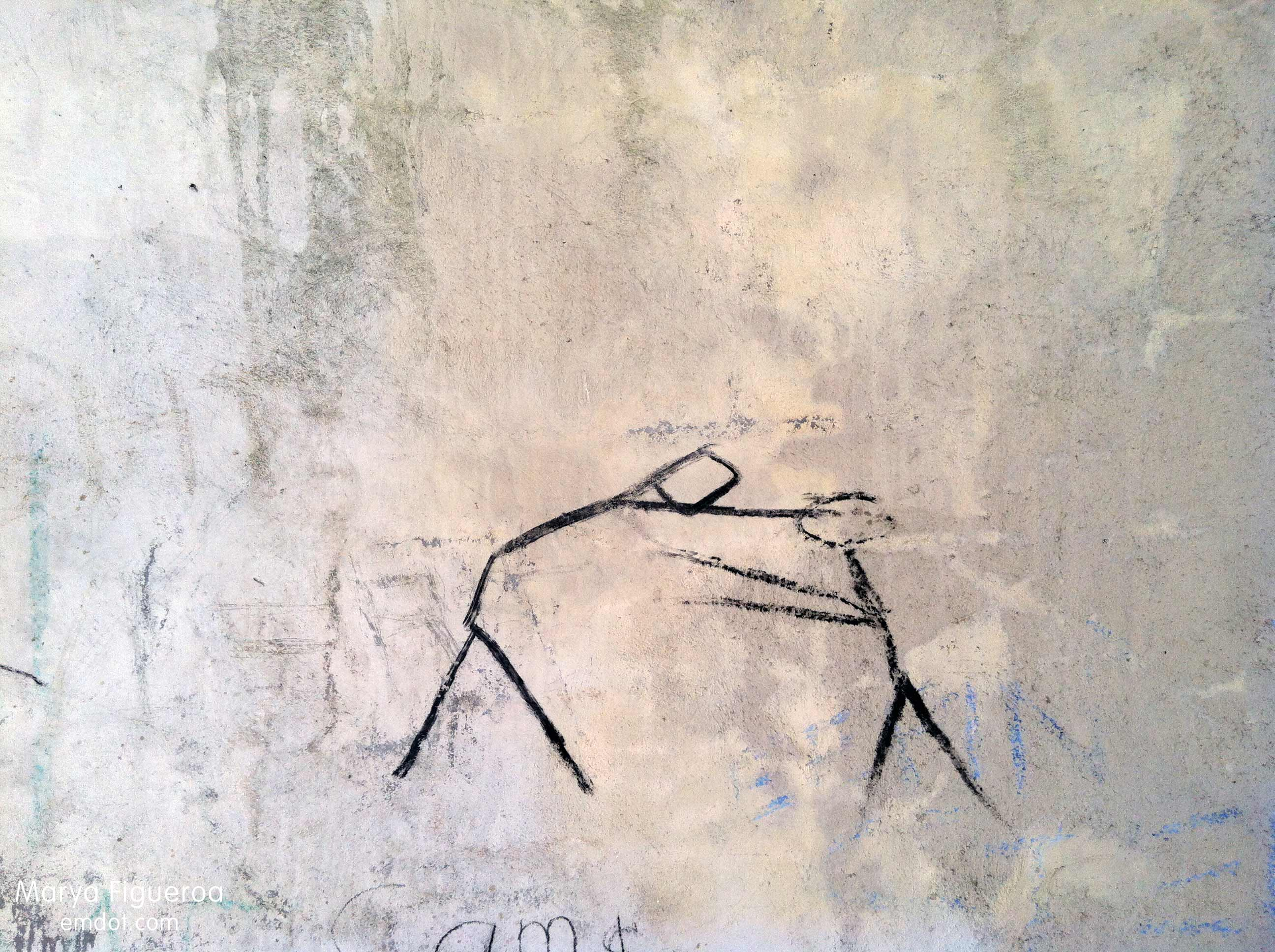 struggle graffiti