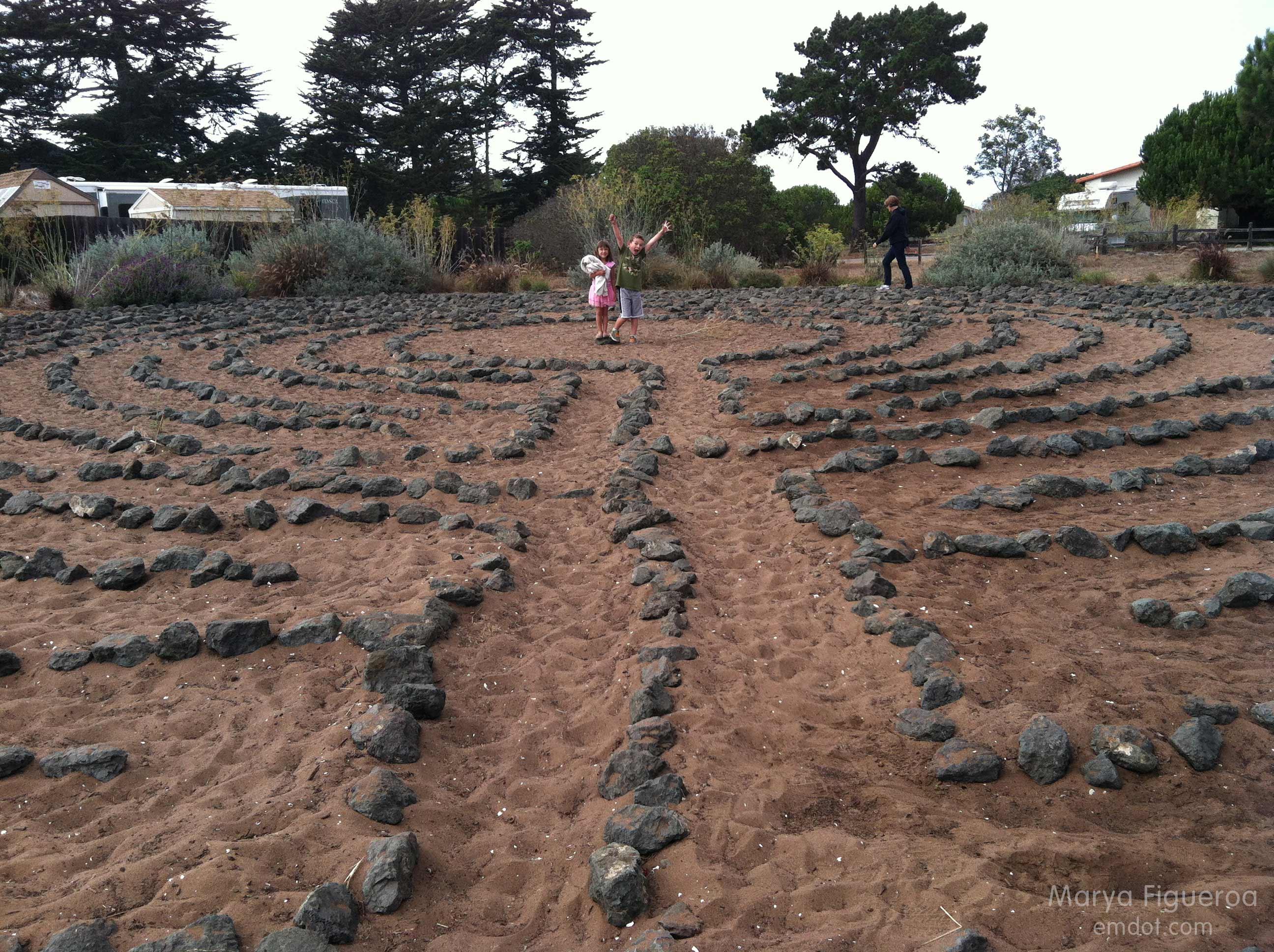 Labyrinth victory!